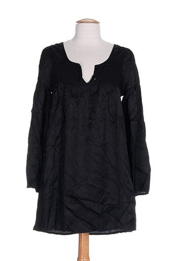 bel air tuniques femme de couleur noir