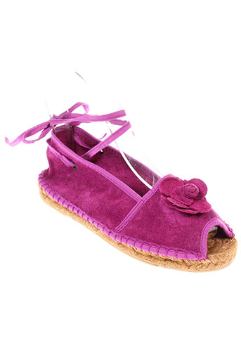 pare gabia chaussures fille de couleur violet