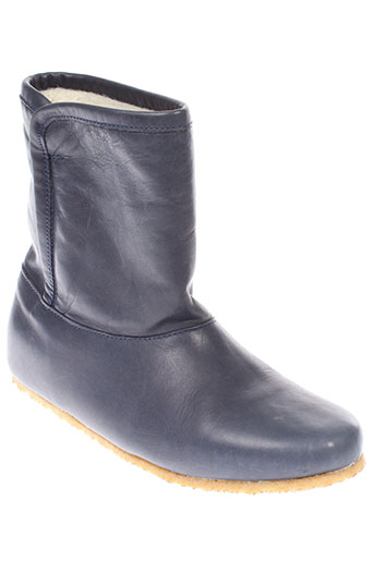 d.co copenhagen chaussures femme de couleur bleu