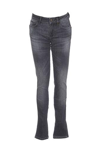 guess jeans femme de couleur gris