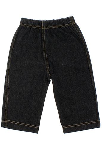 minizabi pantalons et decontractes enfant de couleur noir