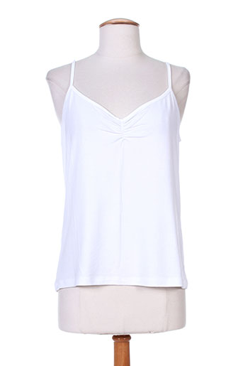 katmai chemises femme de couleur blanc