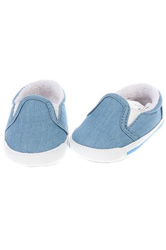 boboli chaussures garçon de couleur bleu