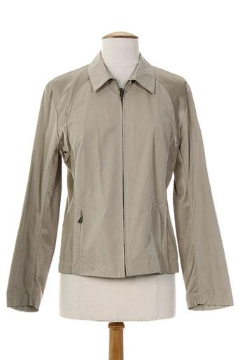 gerard darel vestes femme de couleur beige