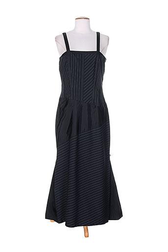 kas robes femme de couleur noir