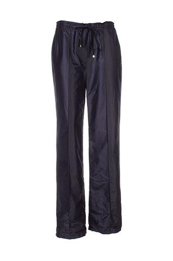 rech sport pantalons femme de couleur noir