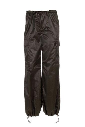 rech et sport pantalons et decontractes femme de couleur vert