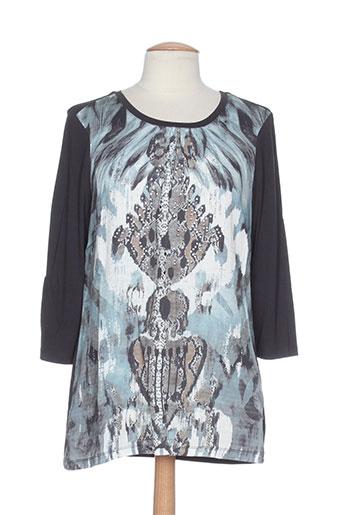 T-shirt manches longues gris BETTY BARCLAY pour femme