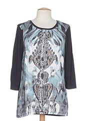 T-shirt manches longues gris BETTY BARCLAY pour femme seconde vue