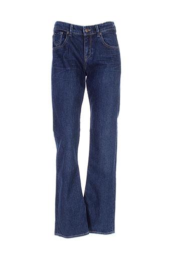 mexx jeans homme de couleur bleu