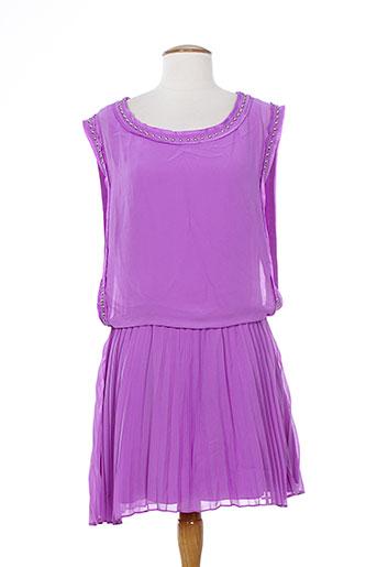 guess robes femme de couleur violet