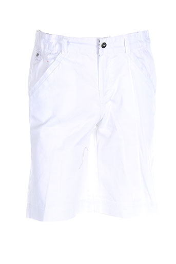 berlingot shorts / bermudas garçon de couleur blanc