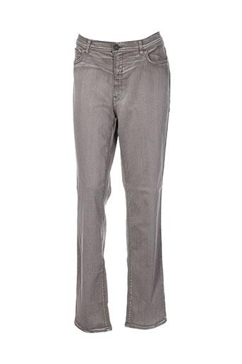 trussardi jeans jeans femme de couleur gris