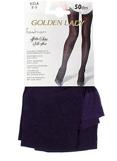 Lingerie GOLDEN LADY femme de couleur violet en soldes pas cher - Modz 3e02c3cd269