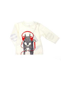 Produit-T-shirts / Tops-Enfant-TIMBERLAND