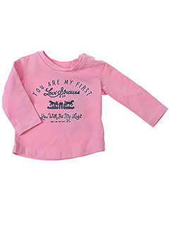 Produit-T-shirts / Tops-Fille-LEVIS