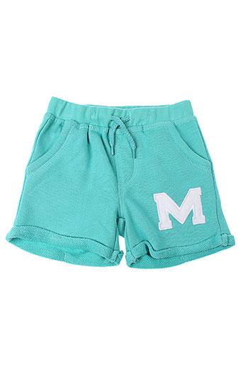 mexx shorts / bermudas garçon de couleur vert