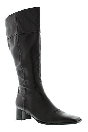 hogl bottes femme de couleur noir