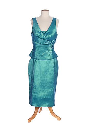 Top/jupe bleu CREATIF PARIS pour femme