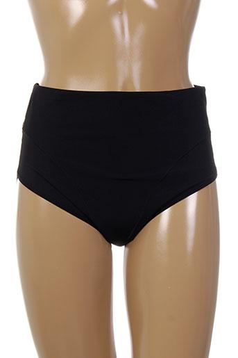 janira slips et culottes femme de couleur noir