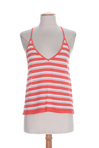 seafolly chemises femme de couleur orange