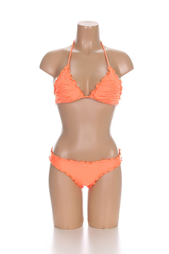 seafolly maillots de bain femme de couleur orange