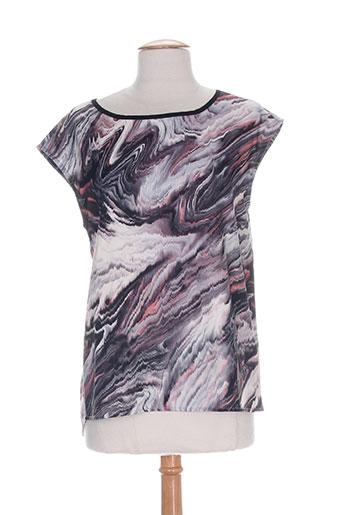 define t-shirts femme de couleur gris