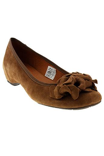 imagini chaussures femme de couleur marron