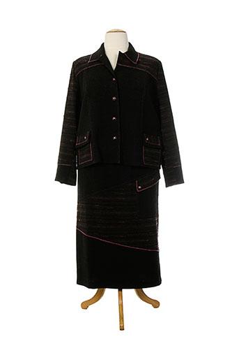 gevana ensembles femme de couleur noir