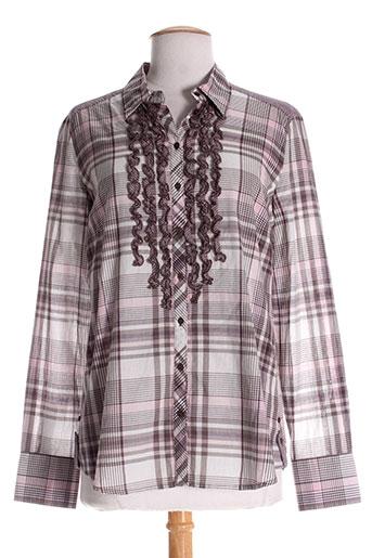 betty barclay chemises femme de couleur violet