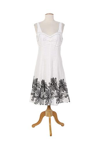femmes je vous aime robes femme de couleur blanc