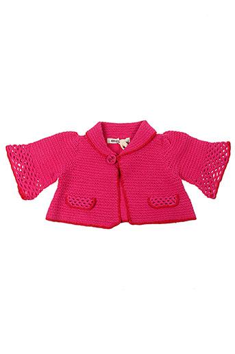 kenzo vestes fille de couleur rose