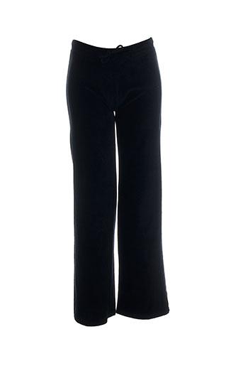 diplodocus pantalons fille de couleur noir