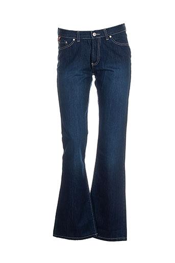 roxy girl jeans femme de couleur bleu