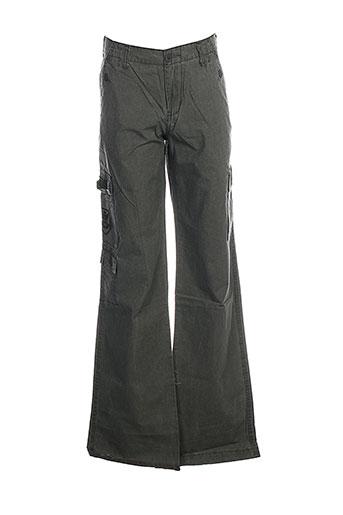 Pantalon casual vert CORLEONE pour garçon