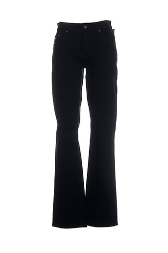 Pantalon casual noir GANT pour homme