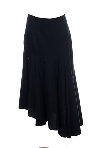 les soleils d'arles jupes femme de couleur noir