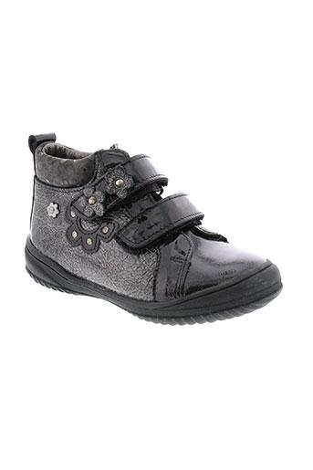 bopy boots fille de couleur noir