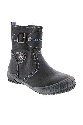 bopy boots garcon de couleur noir