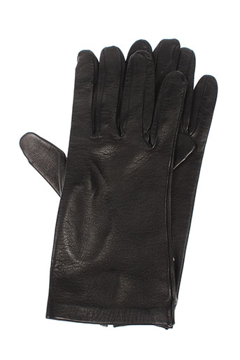 ayfee gants femme de couleur noir