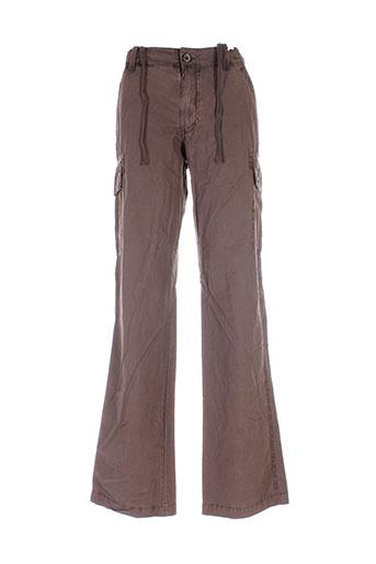 napapijri pantalons et decontractes homme de couleur marron