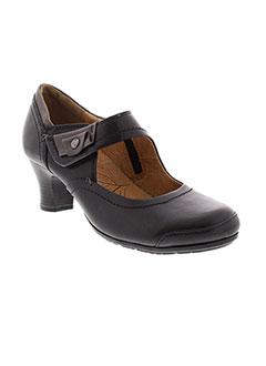 Chaussures Jana grises femme GtamwRwu