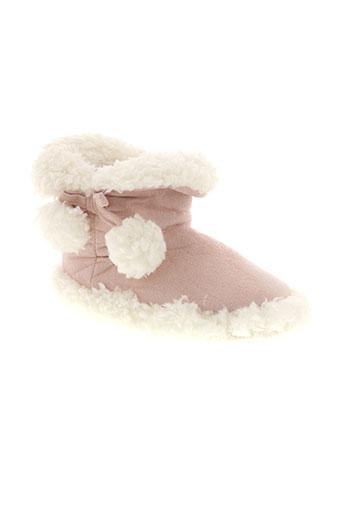 les bebes de sabine chaussures fille de couleur rose