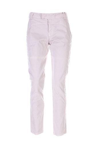 soyaconcept pantalons femme de couleur gris