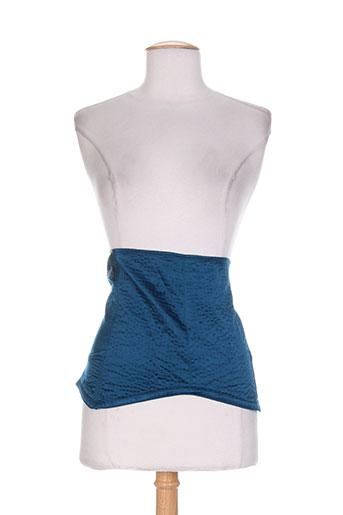 mais il est ou le soleil accessoires femme de couleur bleu