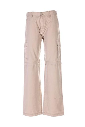camel active pantalons homme de couleur beige