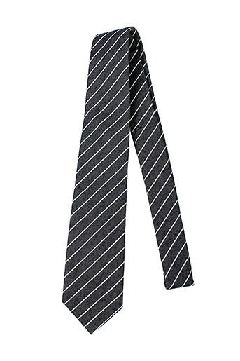 strellson cravates homme de couleur bleu
