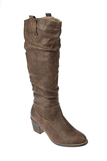 sam boutique chaussures femme de couleur marron
