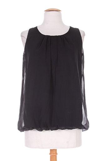 define chemises femme de couleur noir