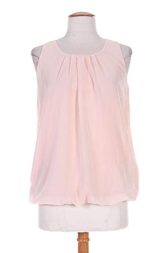 define chemises femme de couleur rose